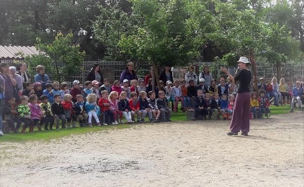 accueil de groupes scolaires, séniors ...